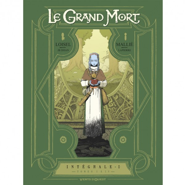 Integral 1 The Great Dead (volumes 1 to 4)