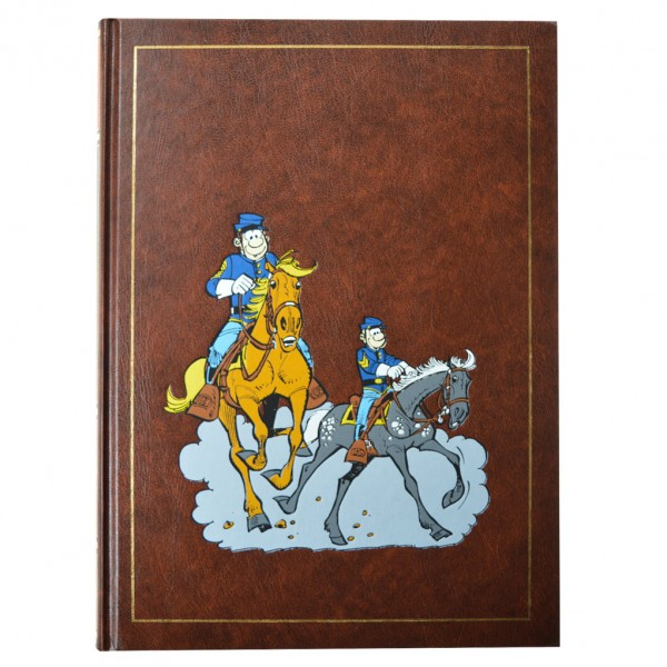 Rombaldi Tuniques Bleues - Volume 1