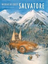 Album Salvatore Intégrale (french Edition)