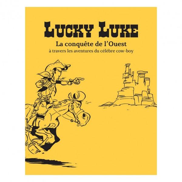 Box set Lucky Luke La conquête de l'Ouest (french Edition)