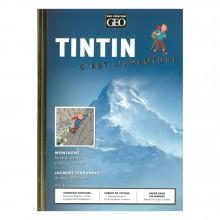 Magazine Géo Tintin Vol. 3 The Mountain (french Edition)