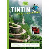 Magazine Géo Tintin c'est l'aventure 5