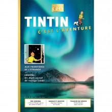 Magazine Géo Tintin c'est l'aventure n°6