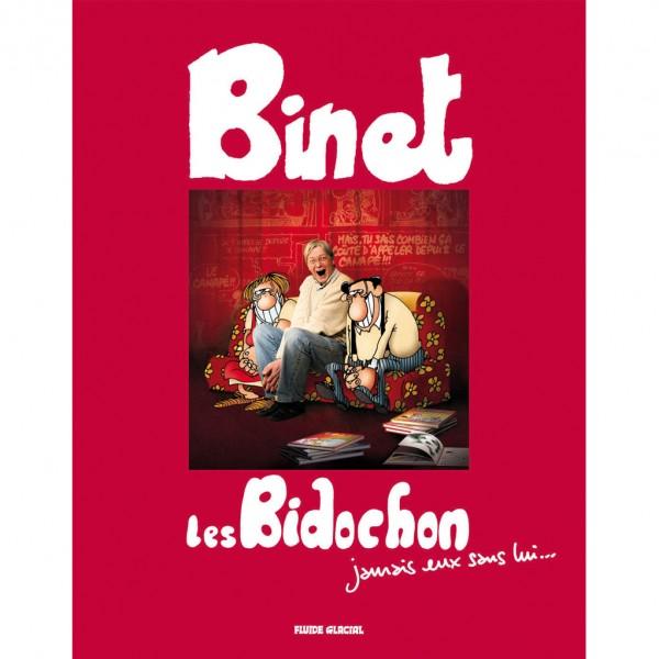 Coffret Bidochon Tome 19 (Luxe) et DVD