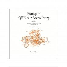 Album QRN sur Bretzelburg Franquin (1963) (french Edition)