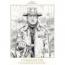 Intégrale Comanche N/B volume 1