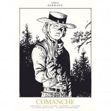 Intégrale Comanche NB volume 2