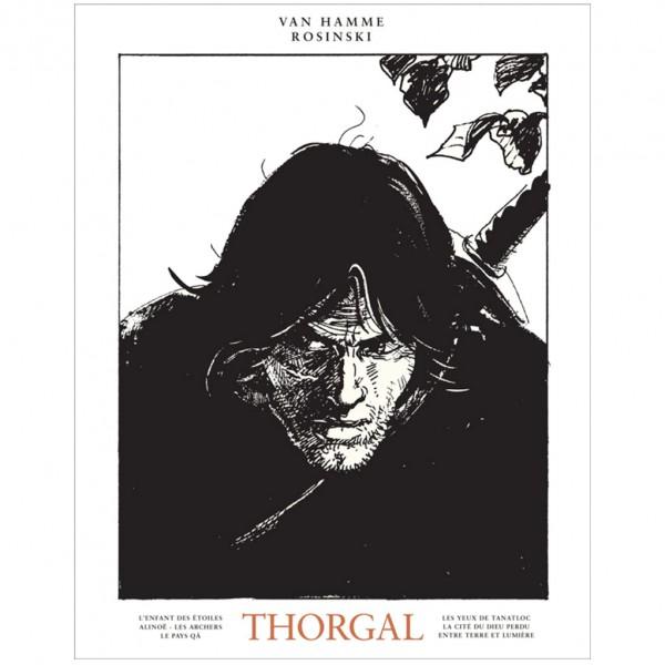 Intégrale Thorgal N/B volume 2