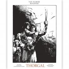 Intégrale Thorgal N/B volume 5