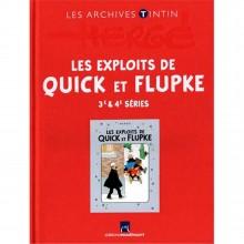 Les Exploits de Quick et Flupke, 3e et 4e séries