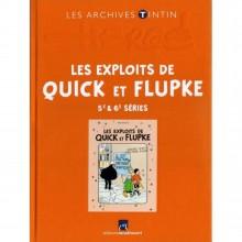 Les Exploits de Quick et Flupke, 5e et 6e séries
