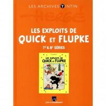 Les Exploits de Quick et Flupke, 7e et 8e séries