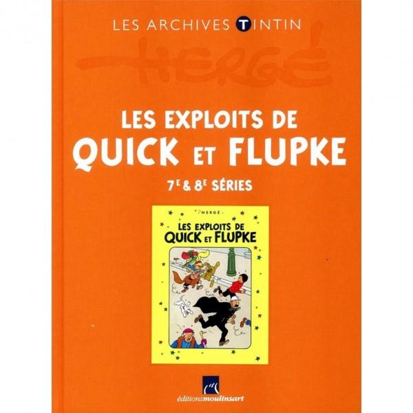 Les exploits de Quick & Flupke 7e et 8e séries