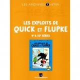 Les Exploits de Quick et Flupke, 9e et 10e séries
