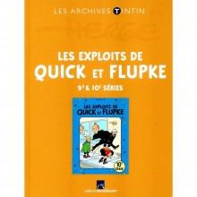 Les exploits de Quick & Flupke 9e et 10e séries