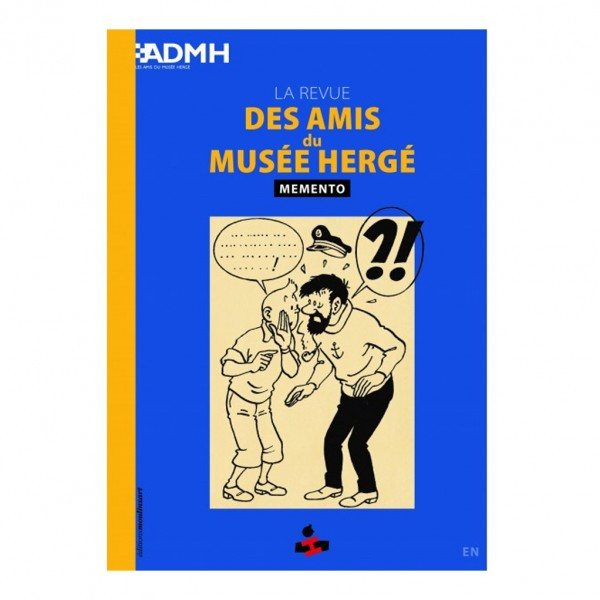 La Revue des Amis du Musée Hergé (version anglaise)