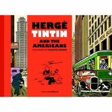 Hergé, tintin and the americans (English edition)