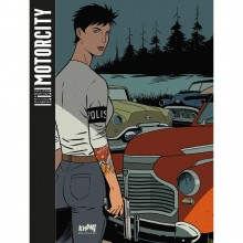 Deluxe album Motorcity (french Edition)