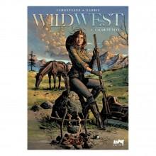 Tirage de luxe Wild West : Tome 1, Calamity Jane