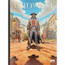 Deluxe album Wild West Vol.2 Wild Bill (French edition)