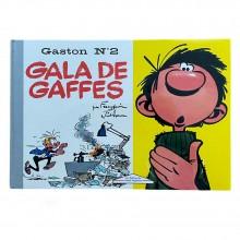 Tirage de luxe Gaston à l'italienne tome 2 : Gala de gaffes