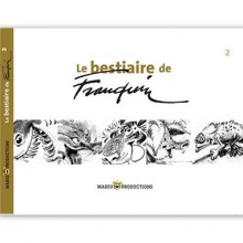 Album Franquin's bestiary volume 2 (french Edition)