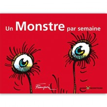Album Franquin's a monster a week (french Edition)
