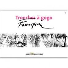 Album Franquin's Faces volume 1 (french Edition)