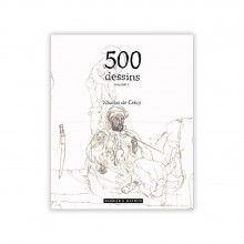 Deluxe edition, 500 dessins volume 1, Nicolas de Crécy
