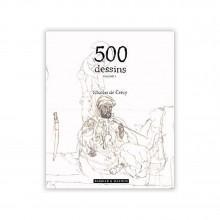 Tirage de luxe 500 dessins volume 1 par De Crécy