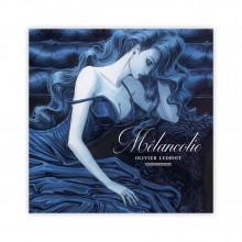 Livre d'art Mélancolie par Olivier Ledroit