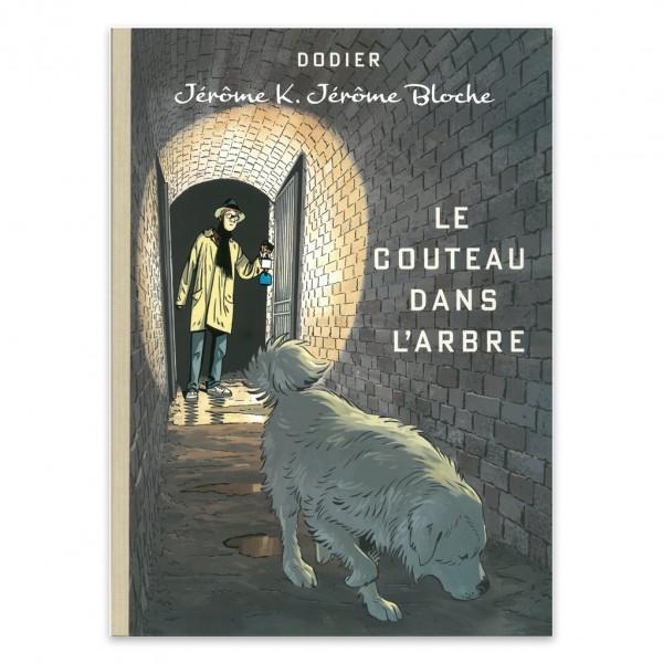 Jérôme K Jérôme Bloche - T26 - Le couteau dans l'arbre