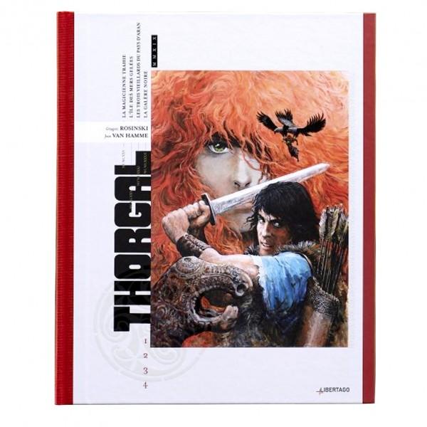 Complete edition Thorgal Libertago Volume 1 (french Edition)