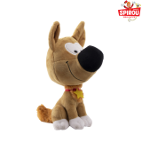 Stuffed toy Rin-tin-can puppy