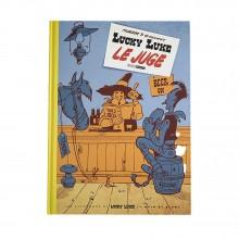 Lucky Luke N&B volume 6, Le juge