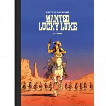 Luxury Print Wanted Lucky Luke