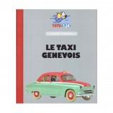Les véhicules de Tintin au 1/24: Le taxi genevois de