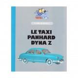 Tintin's cars 1/24 - The Panhard Dyna Z taxi