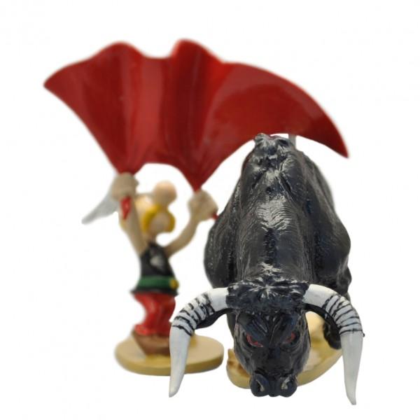 Figurine Pixi Asterix and the Auroch