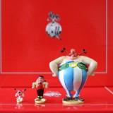 Figurine Pixi Obelix, Dogmatix and Pepe
