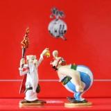 Obélix, une, deux, trois gouttes - Figurine Pixi