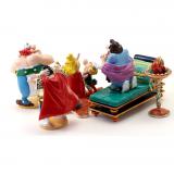 Figurines Pixi Asterix Le Menhir d'or