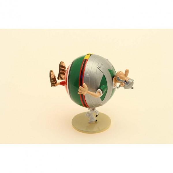 Figurine Pixi Idéfix et le légionnaire ballon