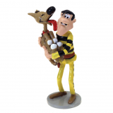 Figurine Pixi Origine Averell et Rantanplan Ce chien m'aime !!
