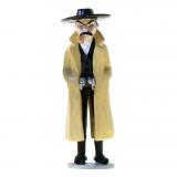 Figurine Pixi Origine Lucky Luke Elliot Belt, le chasseur de primes