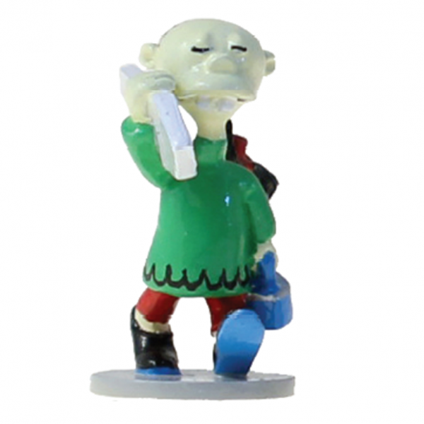 Figurine Pixi Origine Lucky Luke Ming Li Foo