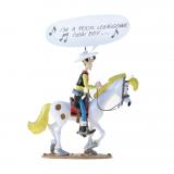 Figurine Pixi Origine Lucky Luke