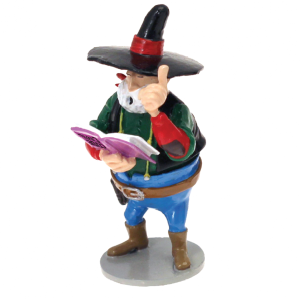 Figurine Pixi Lucky Luke, Judge Roy Bean