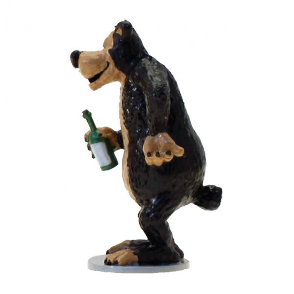 Figurine Pixi Origine Lucky Luke L'ours Joe