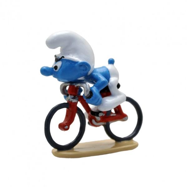 Le Schtroumpf cycliste - Pixi Origines III